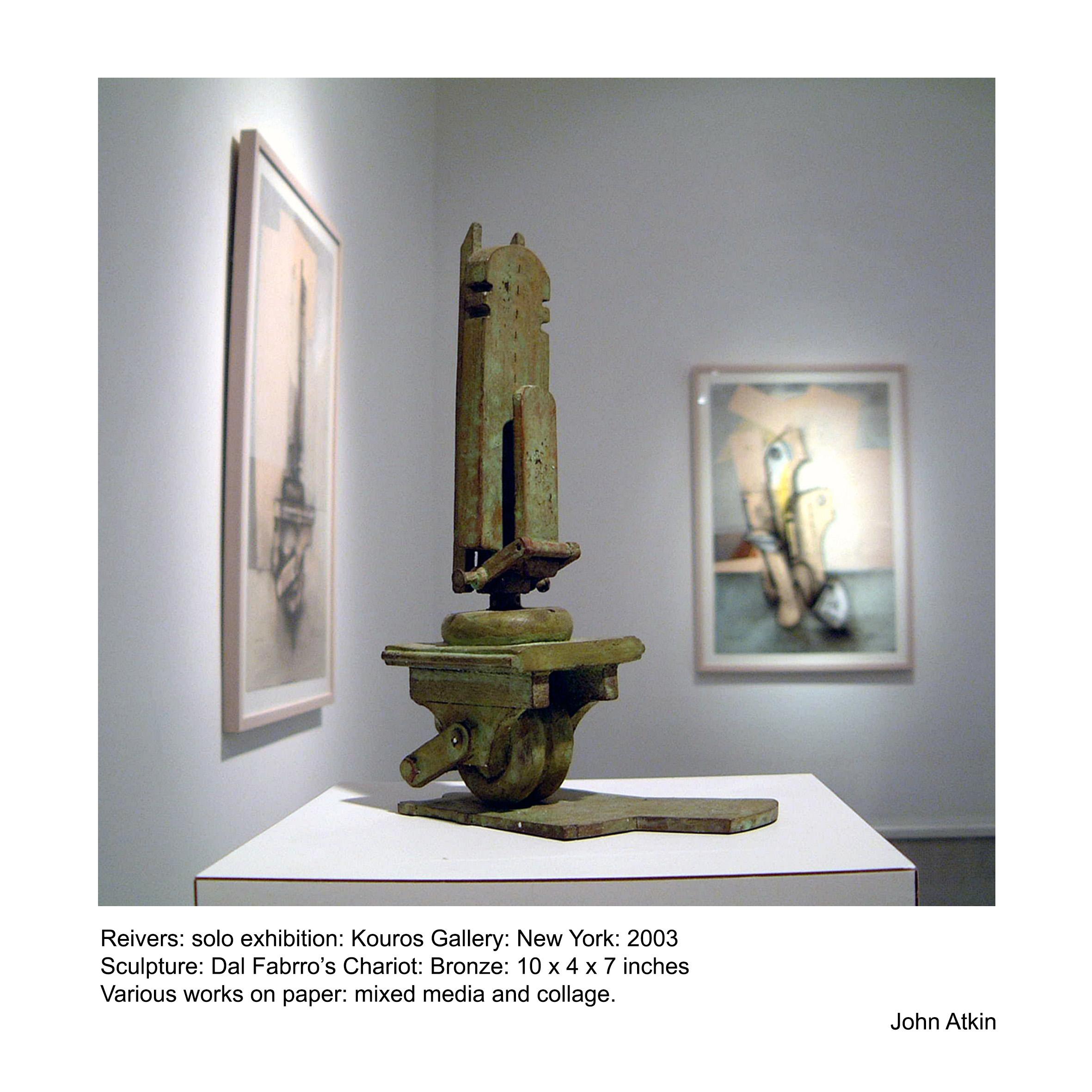 3.Solo Exhibition_Kouros Gallery_New York.jpg