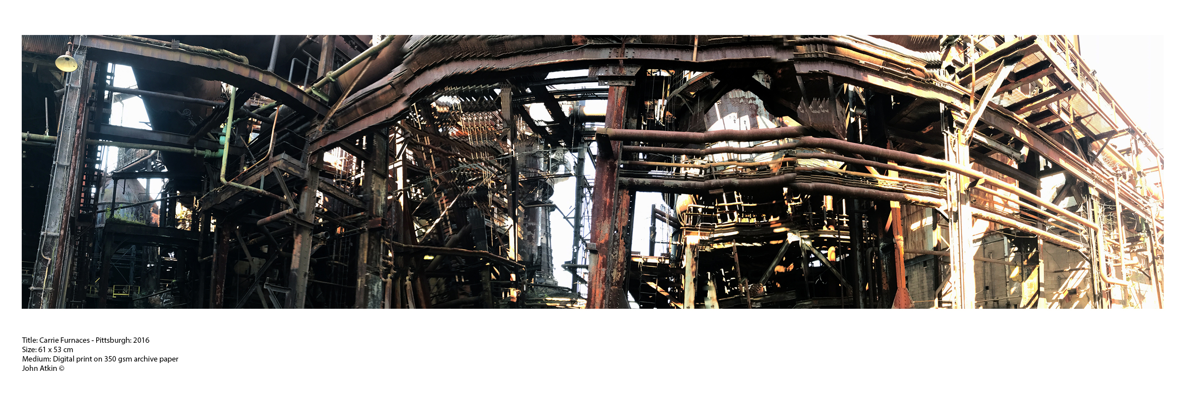 Carrie Furnaces: 2016