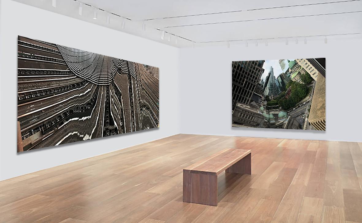 Exhibition view: 2017