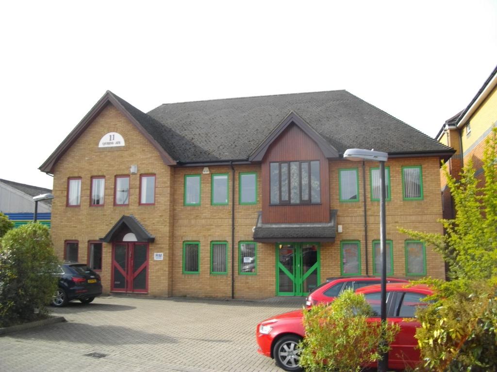 Queensgate, Fareham – Multi occupied offices