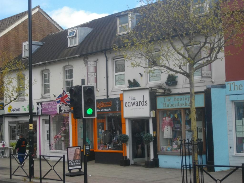 West Street, Fareham – Retail units