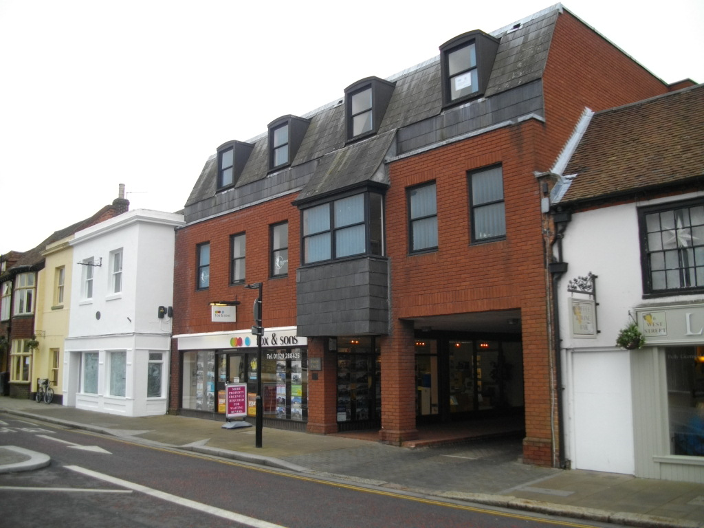 Trinity Court, Fareham – Offices and Retail