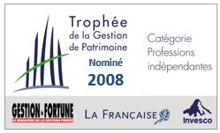 Trophée de la Gestion de patrimoine 2008.JPG