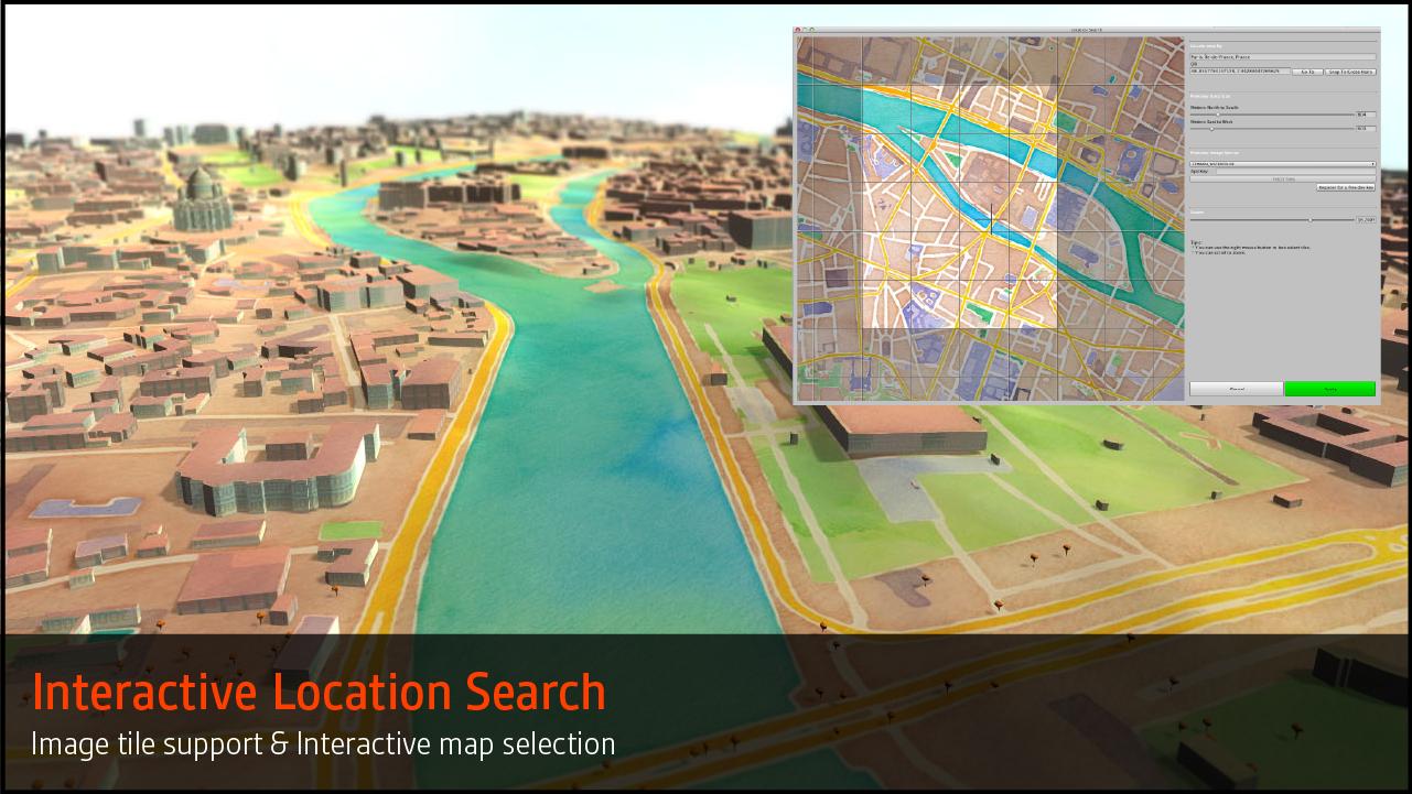Interactive Location Search