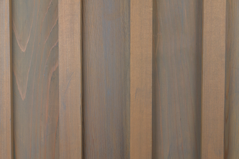 Grey Cedar Oil on Western Red Cedar