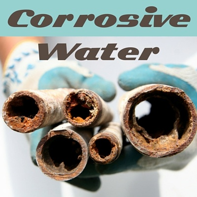 How harmful is corrosive water? Ask the residents in Flint, MI.