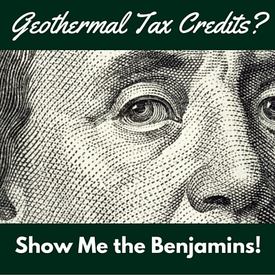 Geothermal Tax Credits - Save Money on Heating and Cooling