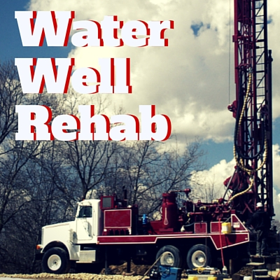 Rehabilitating a Water Well