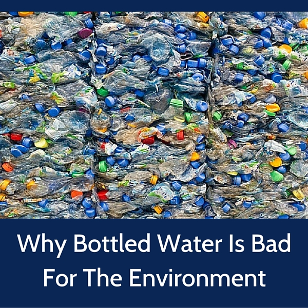 Why bottled water is bad for the environment