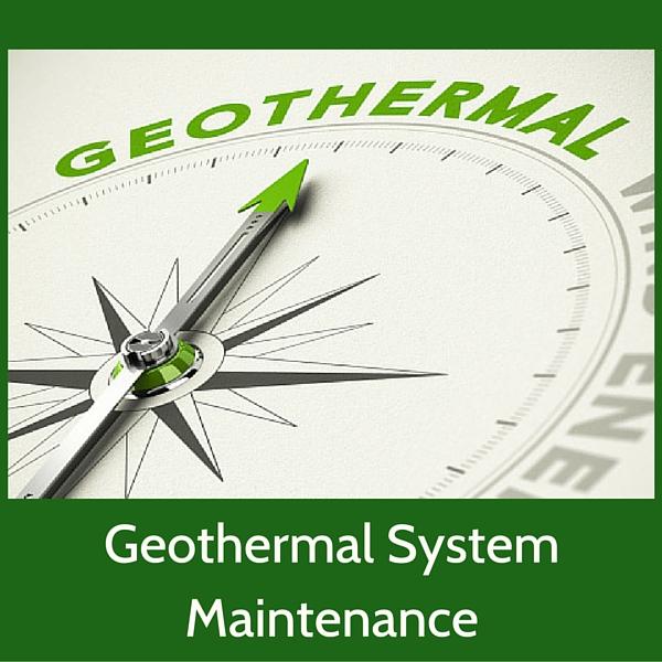 Geothermal Maintenance