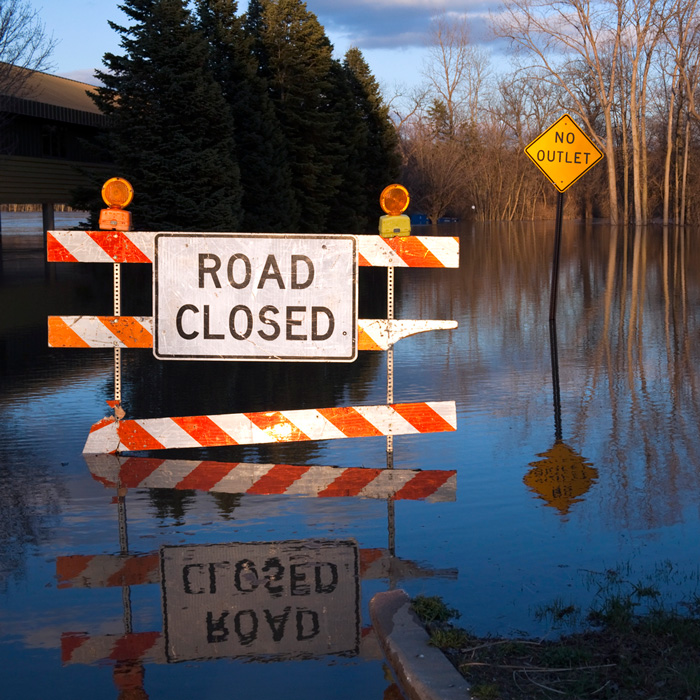 Flooding can cause serious problems if you get drinking water from a well. here's what you need to know.