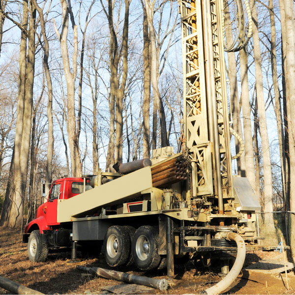Water well drilling regulations in New Hampshire