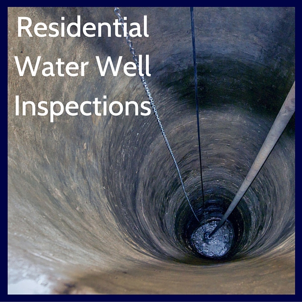 Residential Water Well Inspections