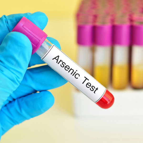 Arsenic Treatment for Well Water Contamination
