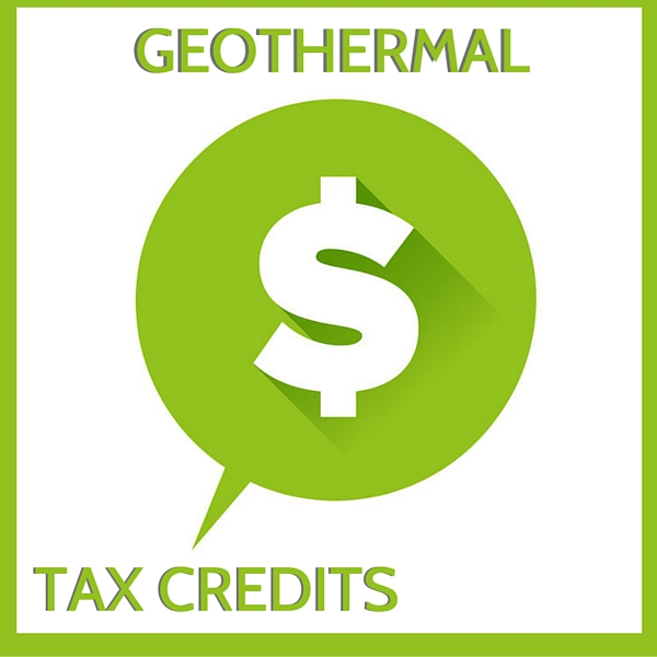 Learn about geothermal tax credits