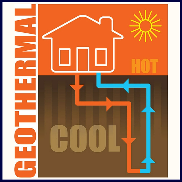 Geothermal Cooling In Summer