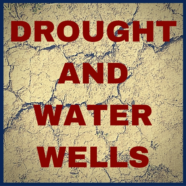 Coping with Drought When You Have a Water Well