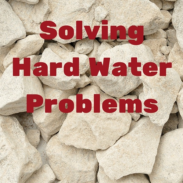 Hard water treatment