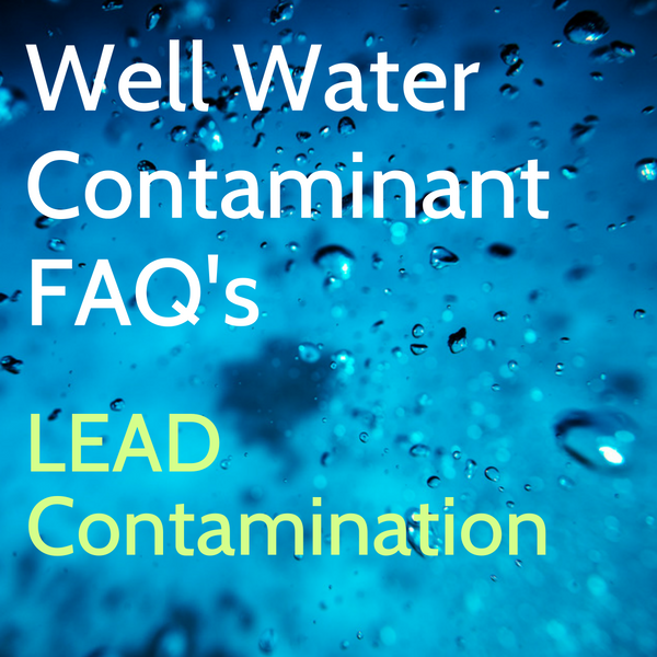 Waterborne Lead Contamination Facts