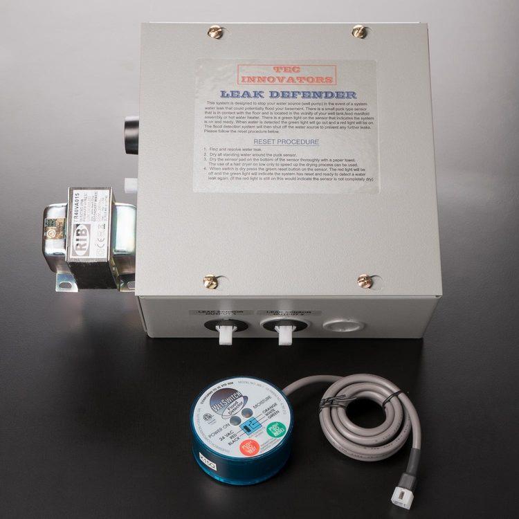 TEC Innovators Leak Defender RS Water Shut Off System