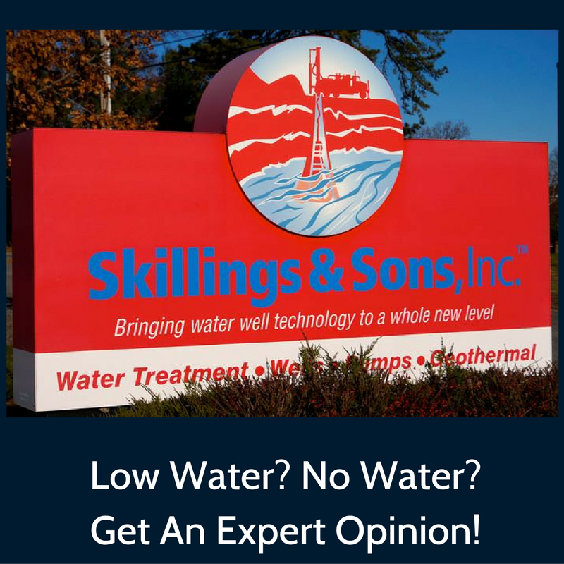 Low Water Pressure? No Water? Call an Expert.