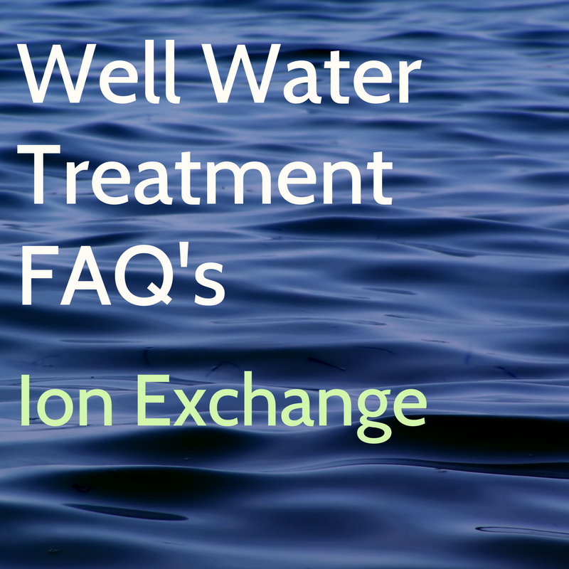 Ion Exchange WaterTreatment