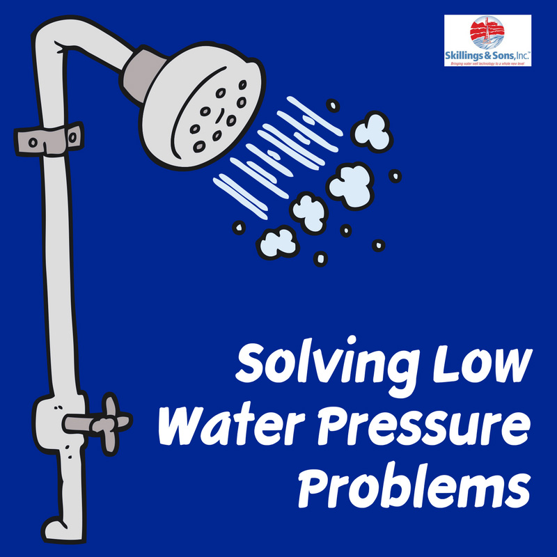 Solving Low Water Pressure Problems when on a water well
