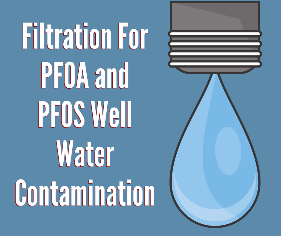 PFOA and PFOS Well Water Contamination