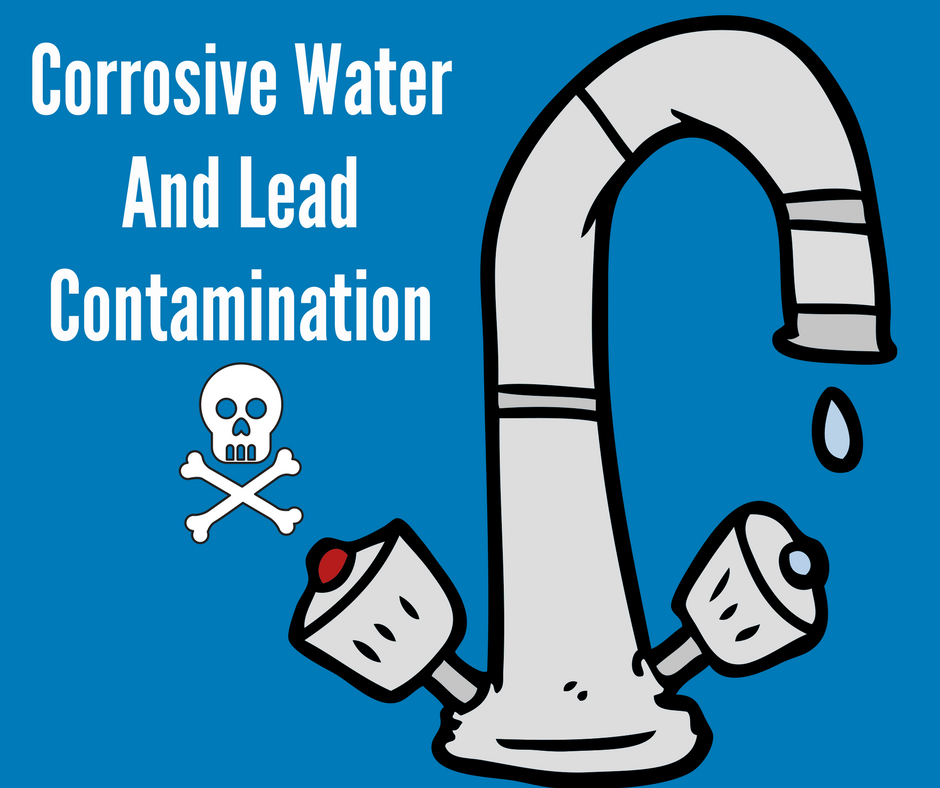Corrosive Water And Lead Contamination