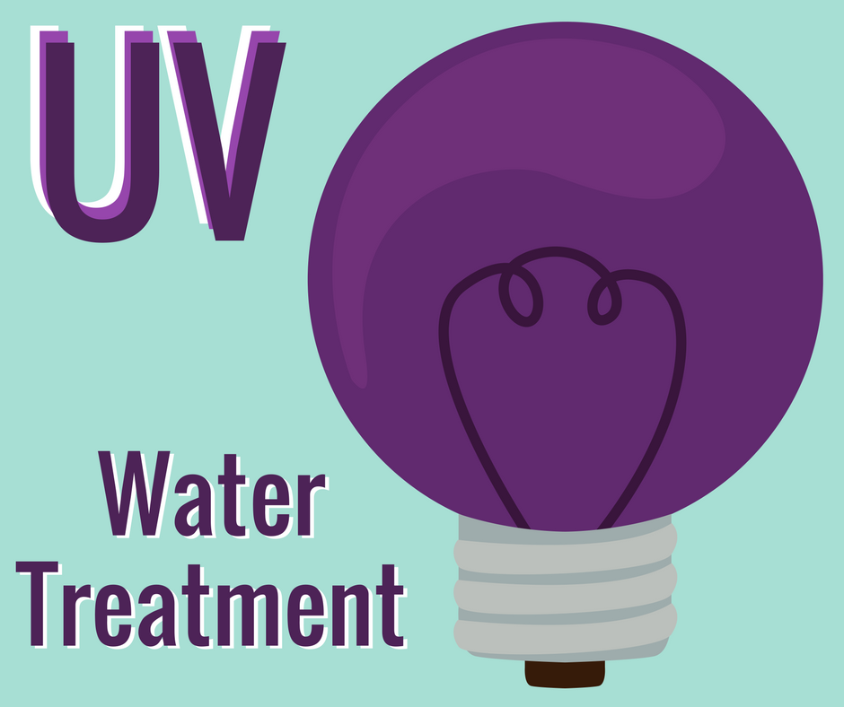 UV Ultraviolet Water Treatment for Wells