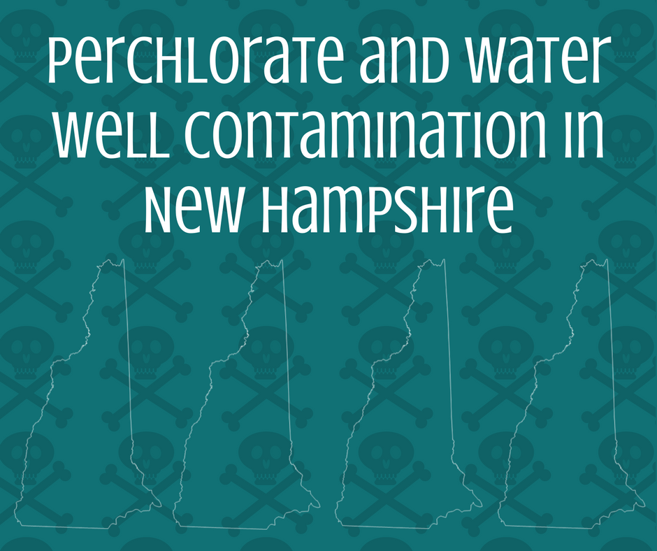 Skillings and Sons Water Treatment for Perchlorate Well Water Contamination
