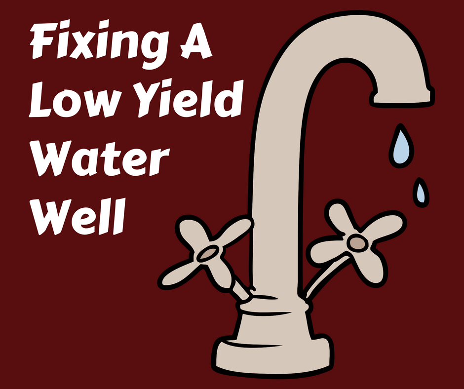 Water Well Hydrofracturing