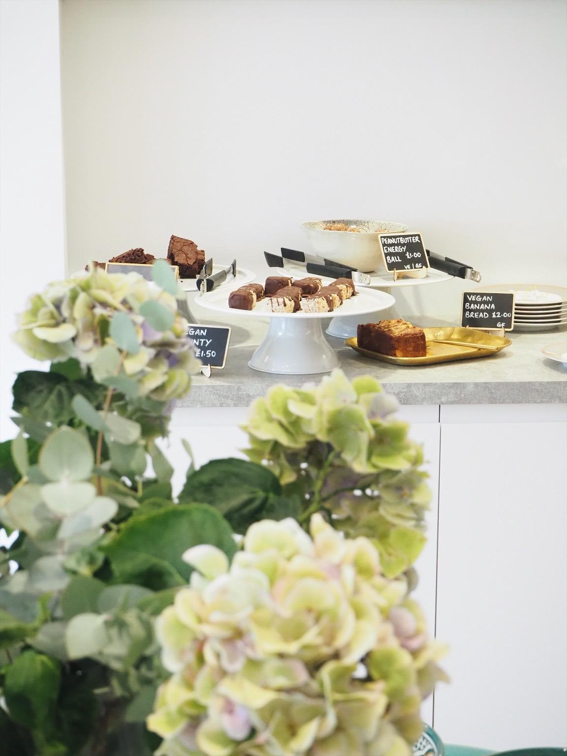 CAFFEINE FIX + LUNCHTIME FEAST - OPEN HOUSE DELI X ALRESFORD LINEN