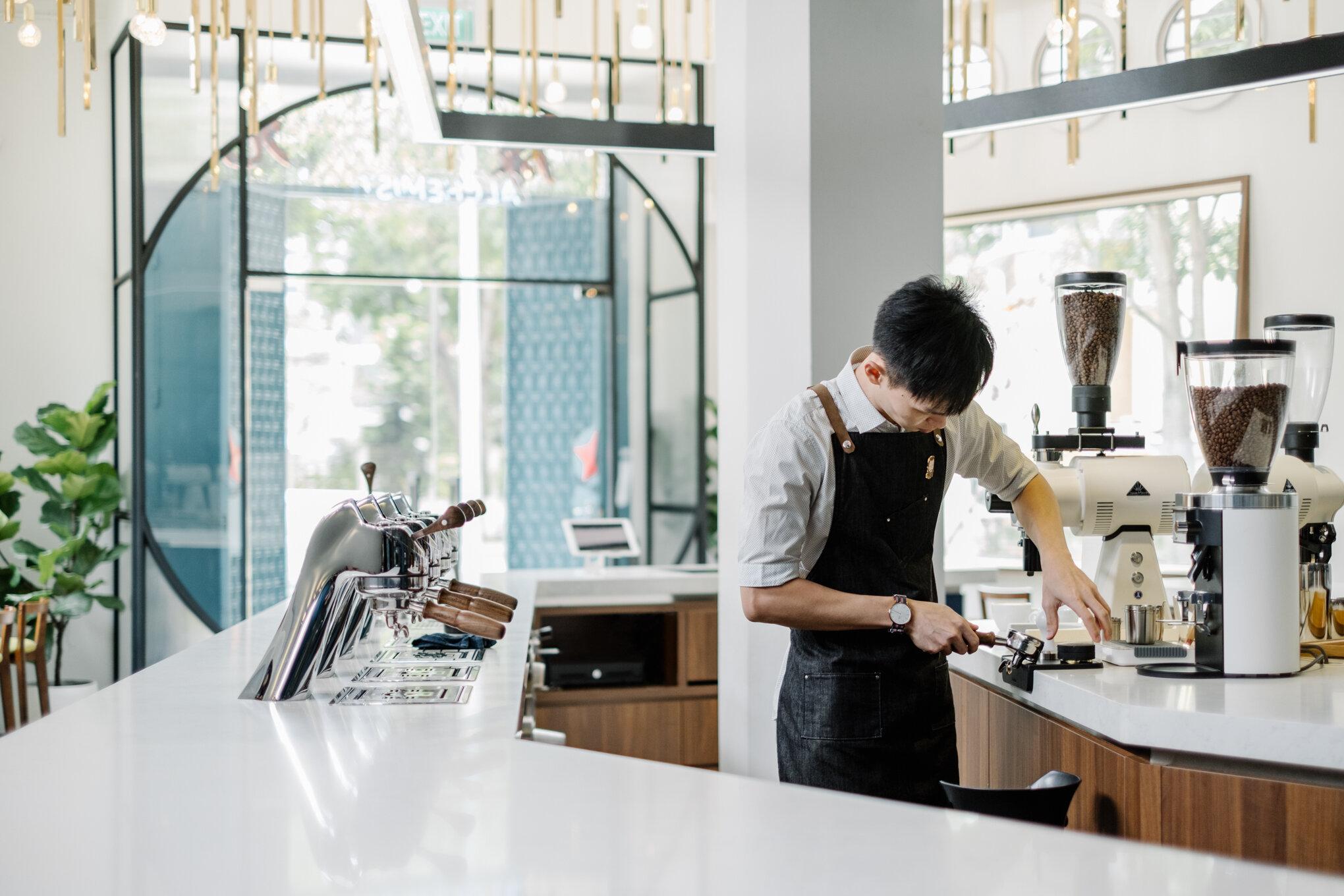 Alchemist -Artisanal Coffee Singapore