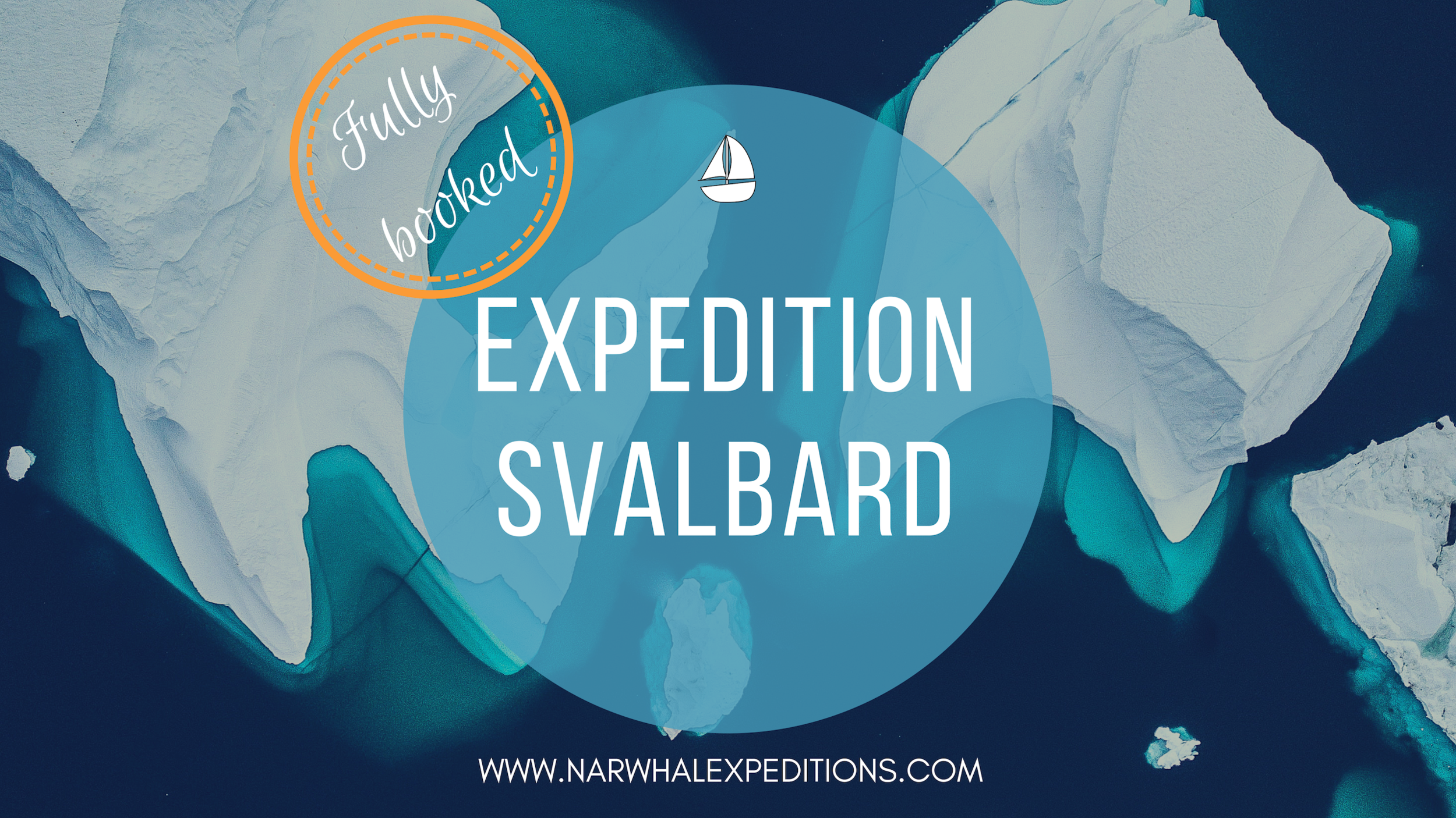 Sailing expedition to arctic Svalbard
