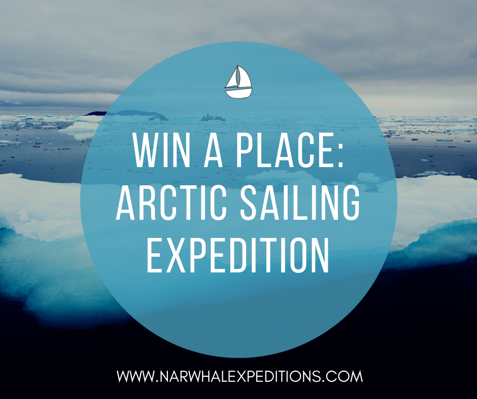 Win a place on this sailing adventure in the arctic