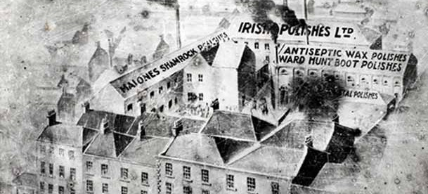 Malones of Dublin Factory