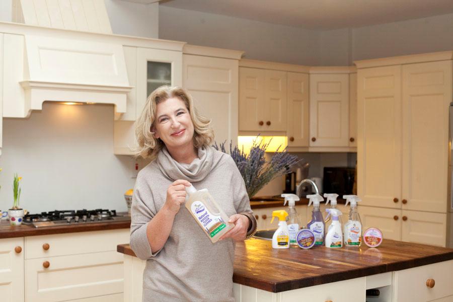 Liz Waters, CEO Malones of Dublin Ltd.