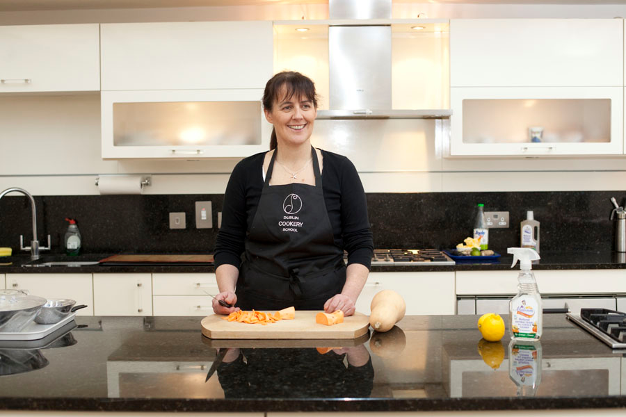 Linda Booth Head Chef