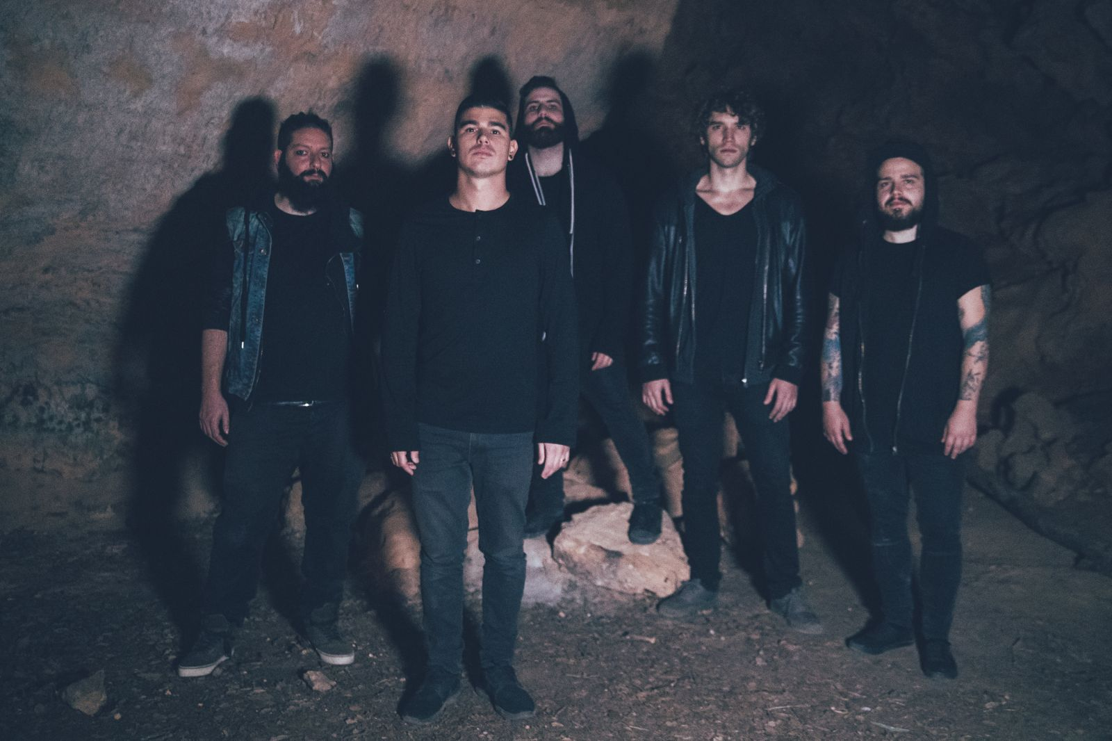 Italian metalcore troupe  ARMS LIKE ANCHORS have released their new single 'Slaves'.   Premiering the video via Impericon , you can now watch 'Slaves' here:   https://www.youtube.com/watch?v=BobZ-umekgs   From Milan, Italy, the five-piece have already played with  Of Mice & Men , Being As An Ocean , Napoleon , Your Demise and more. Following the release of their previous two EPs  The Strangers and  In A Golden Reign , the band are preparing to release their debut full-length later this year.