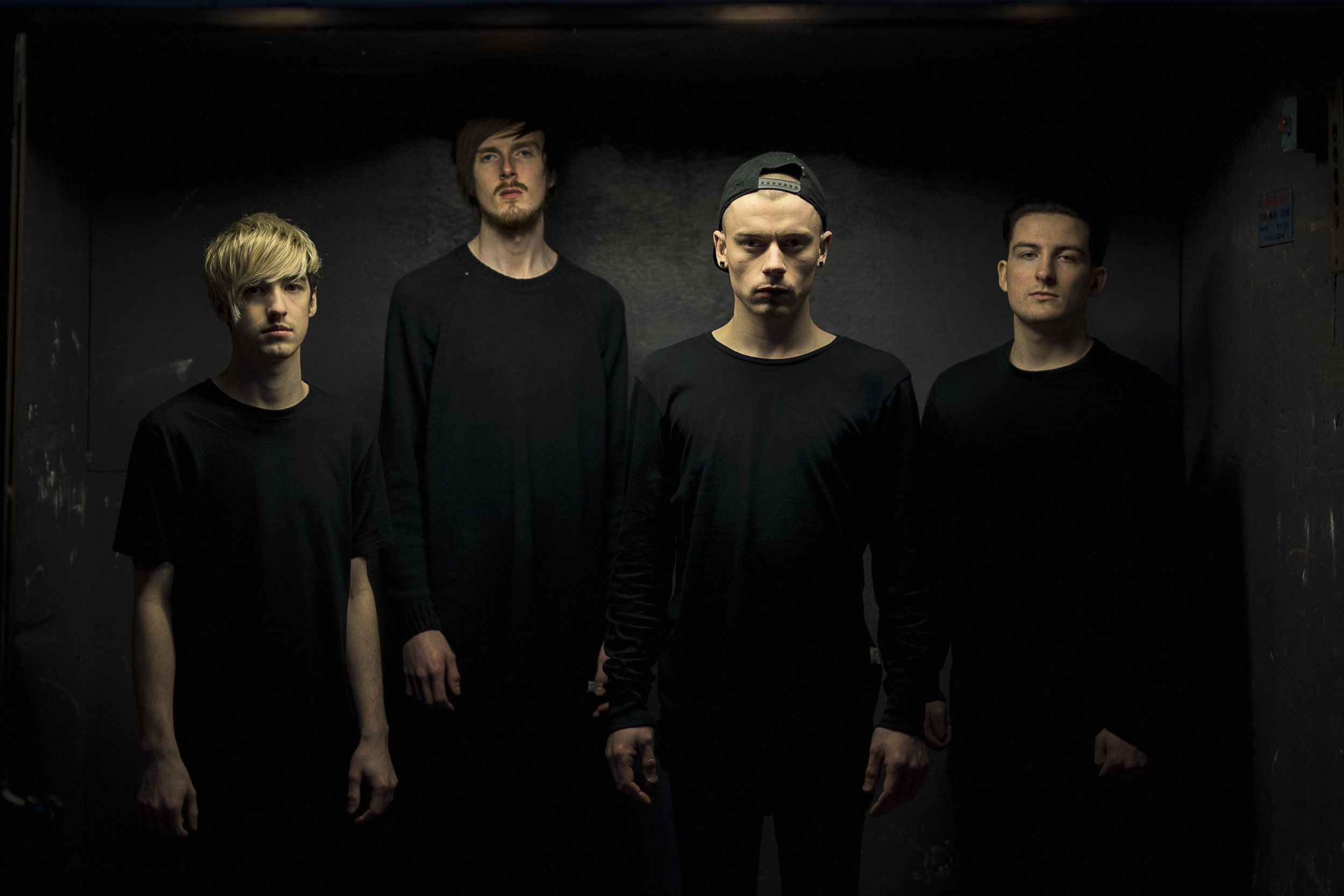 Scottish technical metalcore troupe  FROM SORROW TO SERENITY announce their signing to  Long Branch Records and their new single 'Supremacy', which lands on February 22nd.  Having formed in 2013, FROM SORROW TO SERENITY released their roaring debut EP  Antithesis to acclaim from the UK tech-metal scene. Garnering support slots with the likes of  Chelsea Grin , Veil of Maya , Monuments , the band also played both Techabilition and UK Tech-fest.  In 2016 the band self-released their first full length album  Remnant of Humanity , and were hand-picked to tour with  Fit For An Autopsy .  Having recruited new vocalist Gaz King (formerly of  Nexilva ) the band released their new single 'Golden Age' in 2017 to showcase a step away from their deathcore roots, and a surge towards a modern tech-metalcore sound. With the release of the new single they toured the UK as support  Jinjer as part of their sold out UK run in November 2017.  The band will also open for  Betraying The Martyrs and  Modern Day Babylon on their March 2018 tour of Europe and the UK. A full album is planned for late 2018.  LINE-UP  Gaz King - Vocals Steven Jones - Guitars Andrew Simpson - Bass Ian Baird - Drums