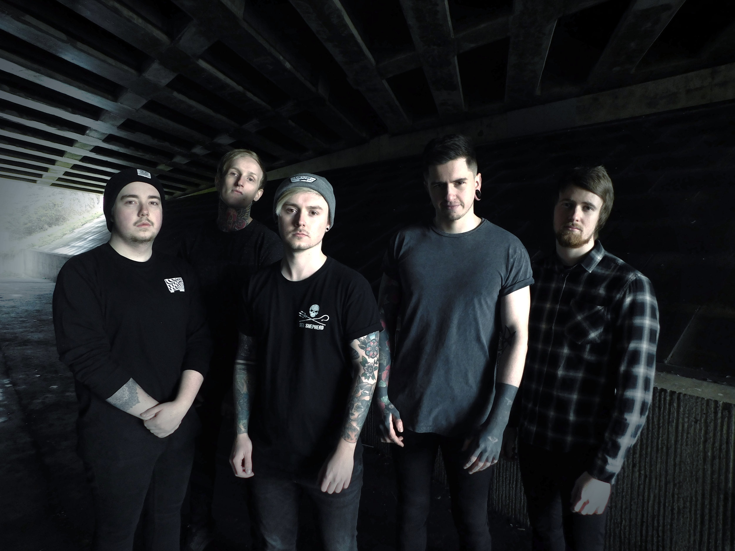 Northern Irish metalcore troupe DREAM AWAKE  are proud to present their new single/video, 'Dispersion'.  First premiered on  Impericon , you can watch 'Dispersion' here: https://www.youtube.com/watch?v=Y--xWf3ZW0k   The video comes ahead of the band's support of  Northlane in Northern Ireland and Eire. Dates:  22 – DUBLIN,Voodoo Lounge 23 – LIMERICK, Dolan's 24 – BELFAST, Limelight  Formed in 2014 and hailing from Belfast, DREAM AWAKE have quickly made a name for themselves in the UK metalcore scene. Dropping their debut single, 'Burdens', at the end of 2014, the band soon released their first EP, Pathfinder ,which propelled  DREAM AWAKE to festival appearances at Download and Sunflowerfest, as well as shows with  Napoleon and  Greywind .  Following 2017's EP  Don't Hold Your Breath , DREAM AWAKE have kept up their impressive momentum with two standalone singles, 'Symphony', and now 'Dispersion'.  Full dates:  MAY  w/  Northlane    22 – DUBLIN,Voodoo Lounge 23 – LIMERICK, Dolan's 24 – BELFAST, Limelight  JUNE  w/  Oceans Ate Alaska   24 – SHEFFIELD, The Mulberry