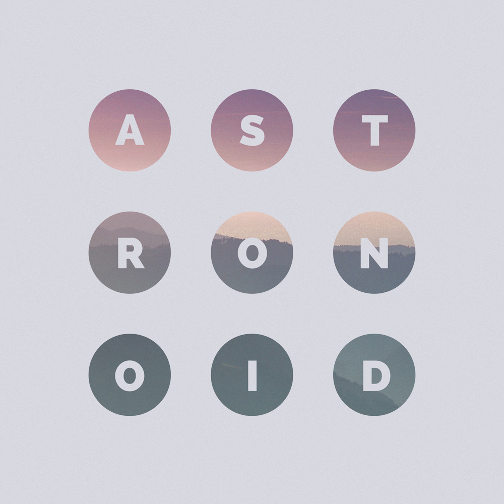 Astronoid  track-listing:  1.    A New Color 2.    I Dream In Lines 3.    Lost 4.    Fault 5.    Breathe 6.    Water 7.    I Wish I Was There While The Sun Set 8.    Beyond The Scope 9.    Ideal World