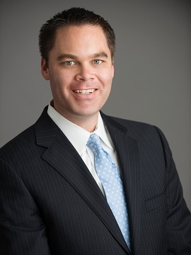 Personal injury lawyer Brett Emison