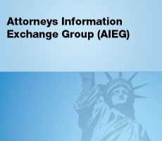 The AIEG Paralegals Seminar will take place January 12-13 in Orlando