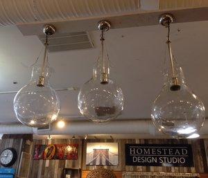 Clear Glass Pendants