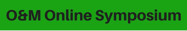 O&M Online Symposium