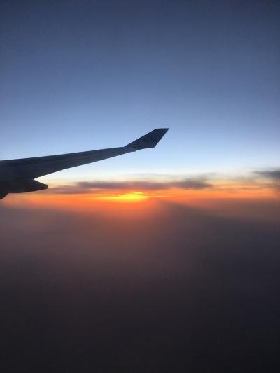 Vakker utsikt på vei til Nairobi.