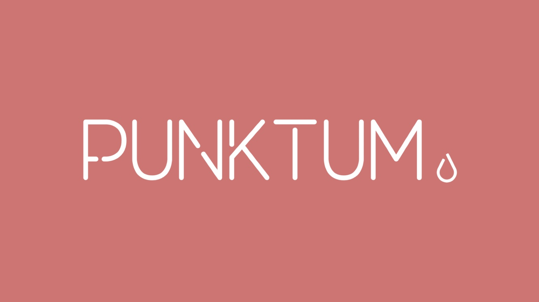 Slik ser Logoen til PUNKTUM UB ut.