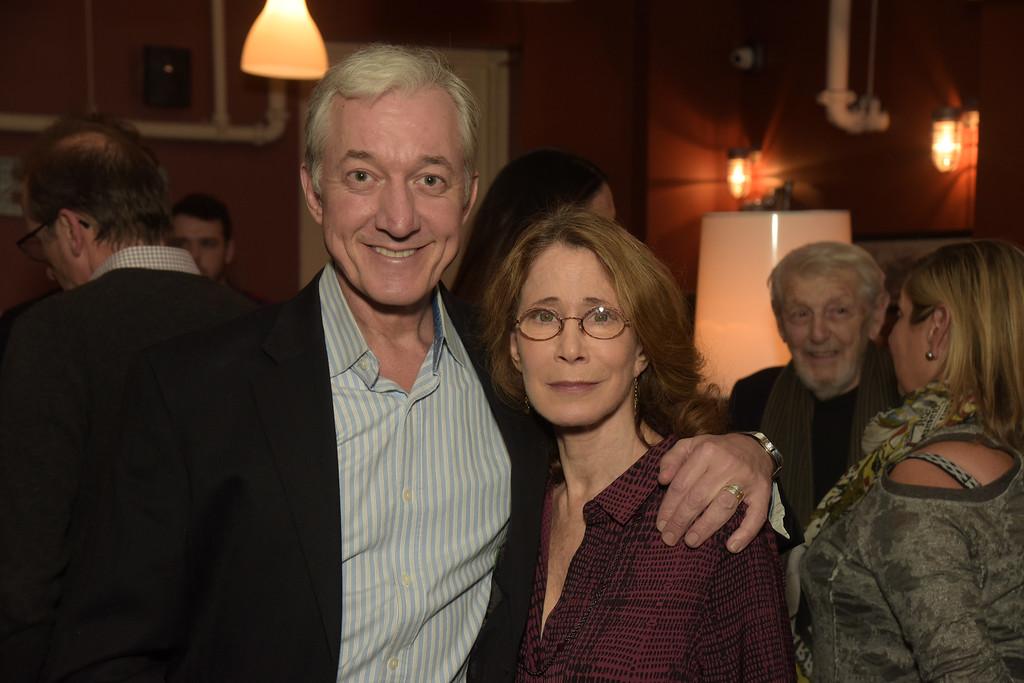 Sean Gormley and Dulcina Eisen